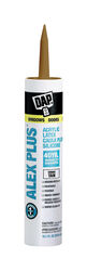 Dap Alex Plus Cedar Tan Acrylic Latex All Purpose Caulk 10.1 oz.