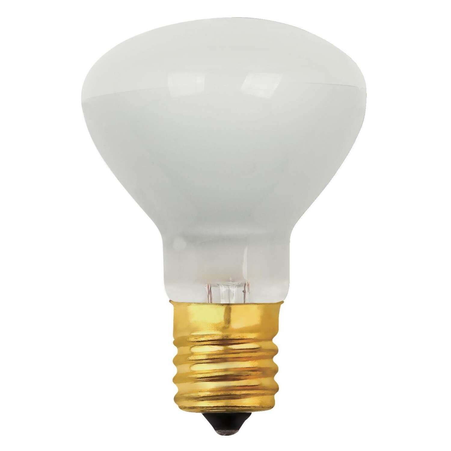 Westinghouse  40 watts R14  Floodlight  Incandescent Bulb  E17 (Intermediate)  White  1 pk