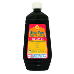 Lamplight Farms  Ultra Pure  Clean Burn  Lamp Oil  Red  32 oz.