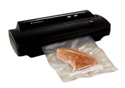 Foodsaver  Black  1  Vacuum Food Sealer