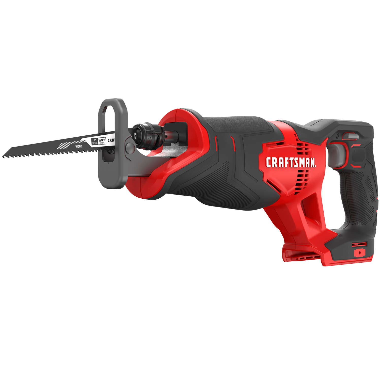 Craftsman 20V MAX 20 volt Cordless Brushed Reciprocating Saw Tool Only