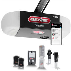 Genie  QuietLift Connect  3/4 hp Belt Drive  WiFi Compatible Garage Door Opener