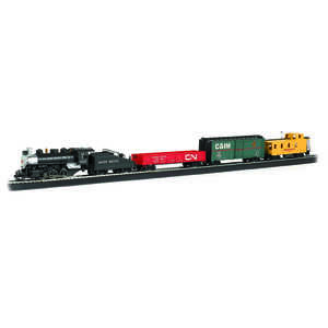 Bachmann  Pacific Flyer  Train Set  Plastic/Steel