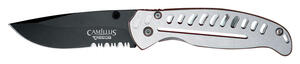 Camillus  EDC3  Silver  AUS-8 Steel  8.5 in. Knife