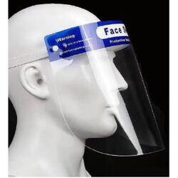 AH Anti-Fog Disposable Face Shield 1 pc.
