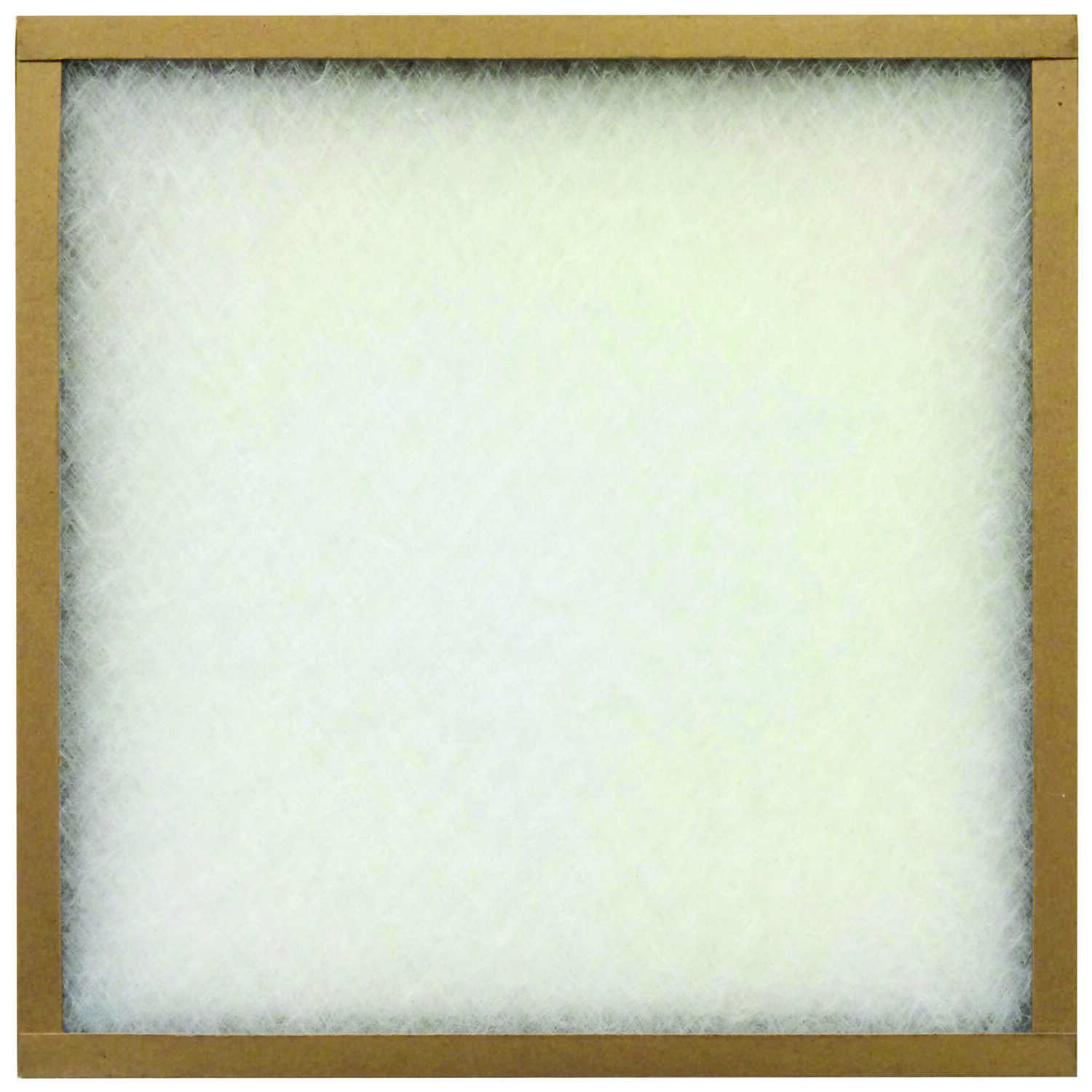 Ace  25 in. H x 14 in. W x 1 in. D Fiberglass  Air Filter