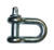 Baron 2.5 in. H Farm Screw Pin Anchor Shackle 2000 lb.