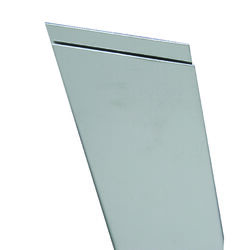 K&S 0.018 in. x 6 in. W x 12 in. L Stainless Steel Sheet Metal