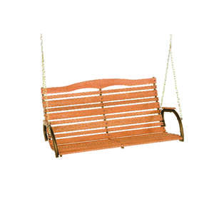 Jack-Post  Country Garden  Country Garden  Steel  2 person  Hi-Back Swing