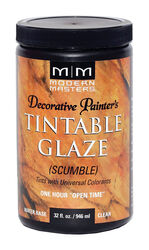 Modern Masters  Decorative Painter's  Clear  Glaze  32 oz.