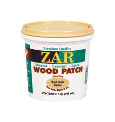 ZAR Red Oak Latex Wood Patch 1 qt.