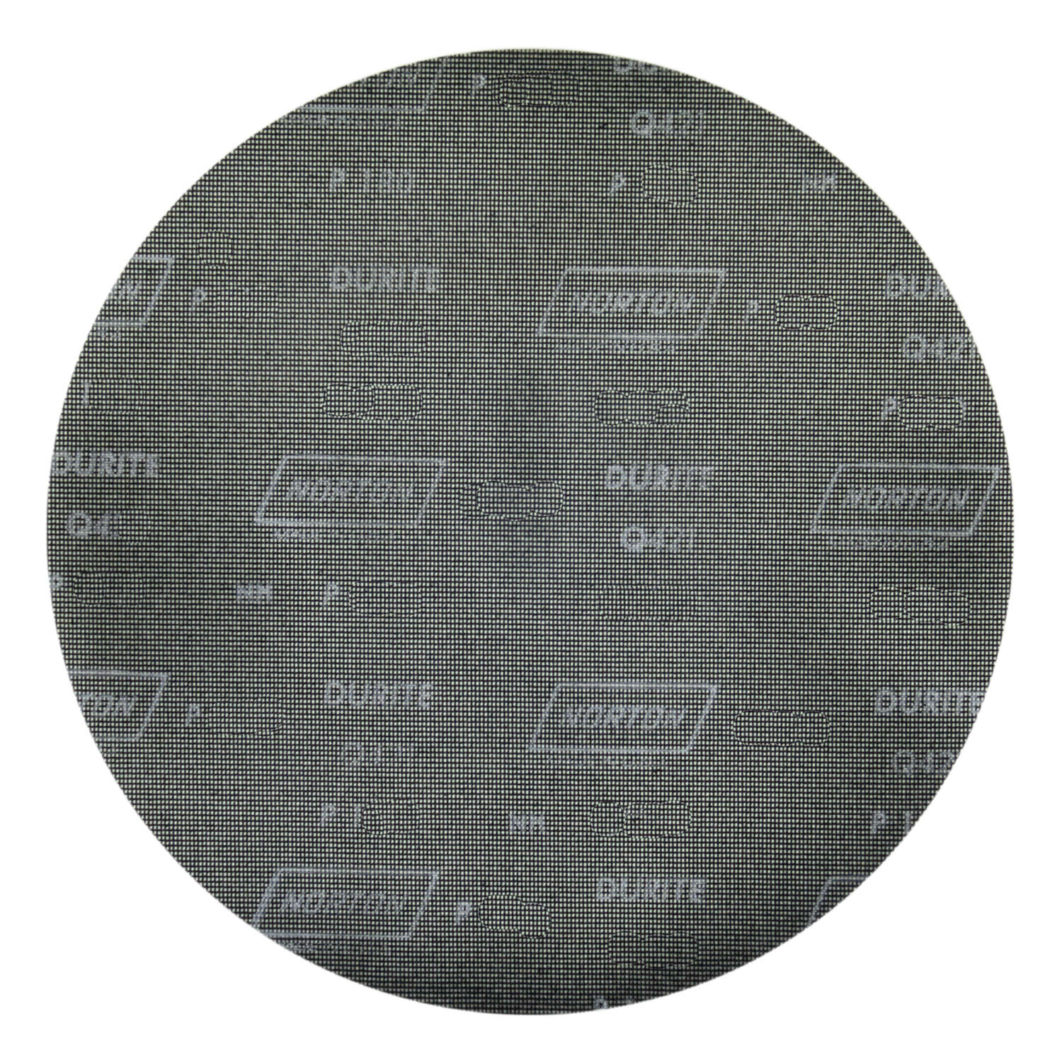 Norton Screen-Bak Durite 16 in. Silicon Carbide Center Mount Q421 Floor Sanding Disc 100 Grit