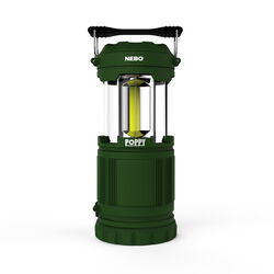 Nebo  Poppy  Green  Pop Up Lantern