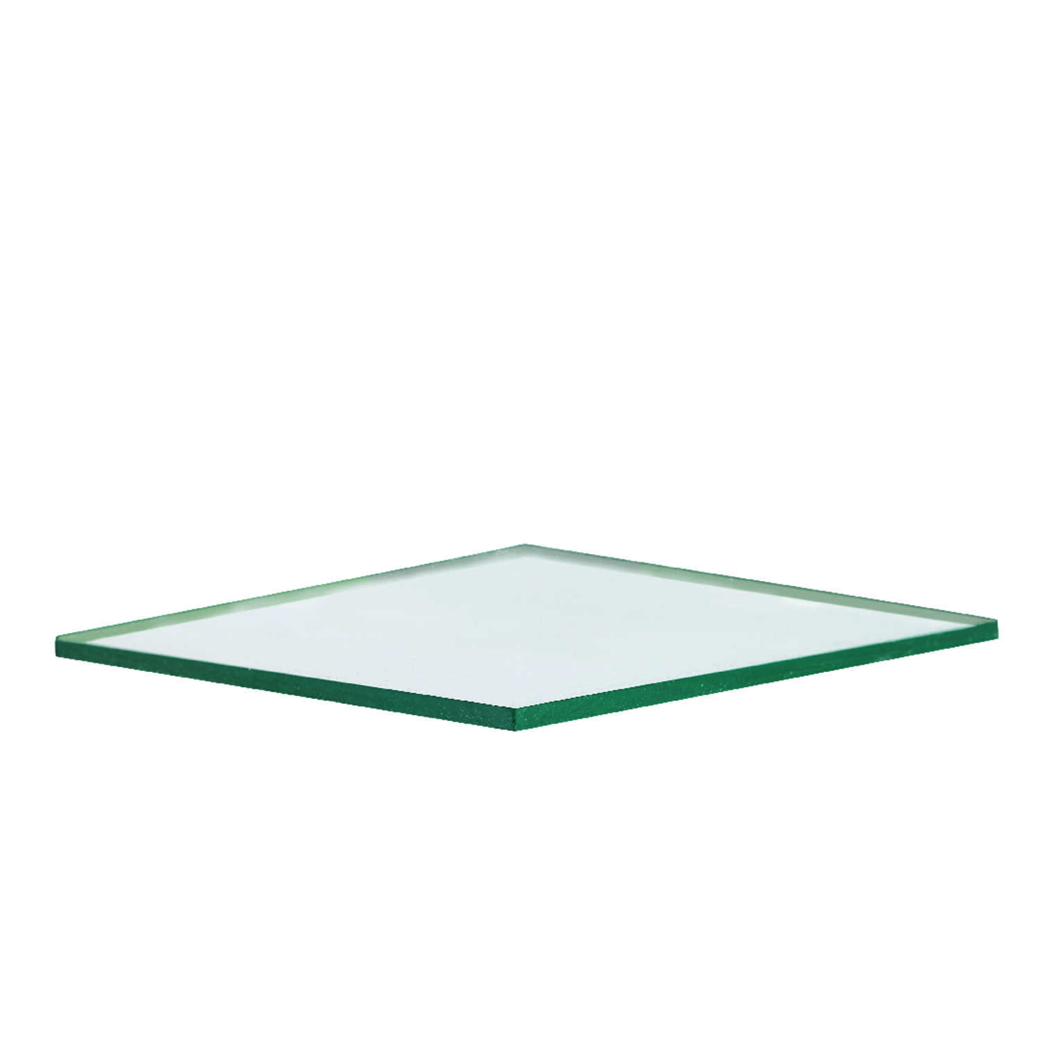 Aetna Glass  Clear  Double  Float Glass  44 in. W x 36 in. L x 3.0 mm