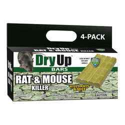 Dry Up  Bait  Blocks  For Mice and Rats 16 oz. 4 pk