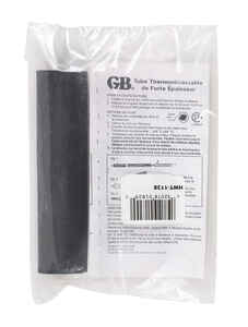 Gardner Bender  1-1/8 in. Dia. Heat Shrink Tubing  Black  1 pk