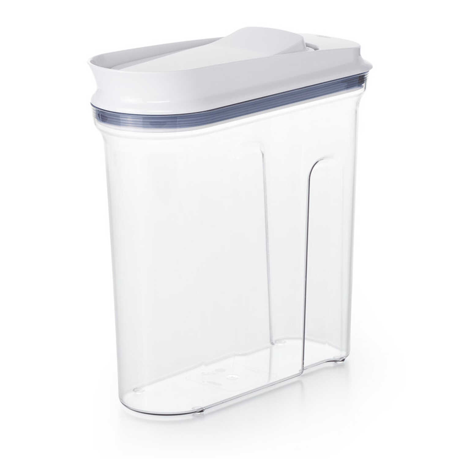 OXO  Good Grips  3.4 qt. 1 pk Clear  Pop Container