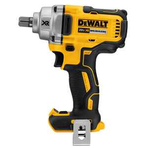 DeWalt  20V MAX XR  1/2 in. drive Square  Cordless  Brushless Impact Wrench  20 volt 3100 ipm 330 ft