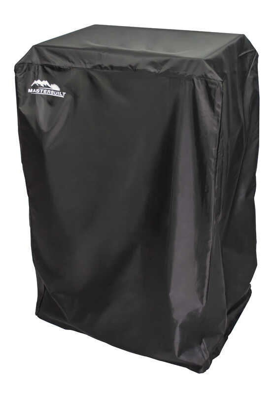 Masterbuilt  Black  Smoker Cover  43 in. W x 22 in. D x 54.25 in. H For 54 in. Gas Smokers