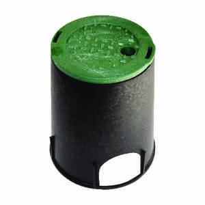 NDS  Round  Valve Box with Overlapping Cover
