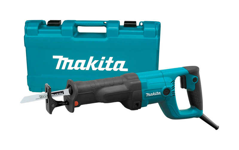 Makita  Corded  1.125 in. 11 amps Reciprocating Saw  2800 spm 120 volts
