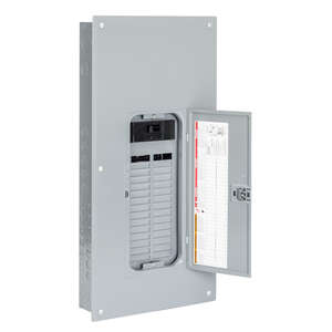 Square D  QO  200 amps 120/240 volts 30 space 30 circuits Wall Mount  Main Breaker Load Center