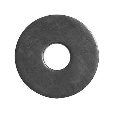Danco  1/4 in. Dia. Rubber  Washer  1 pk