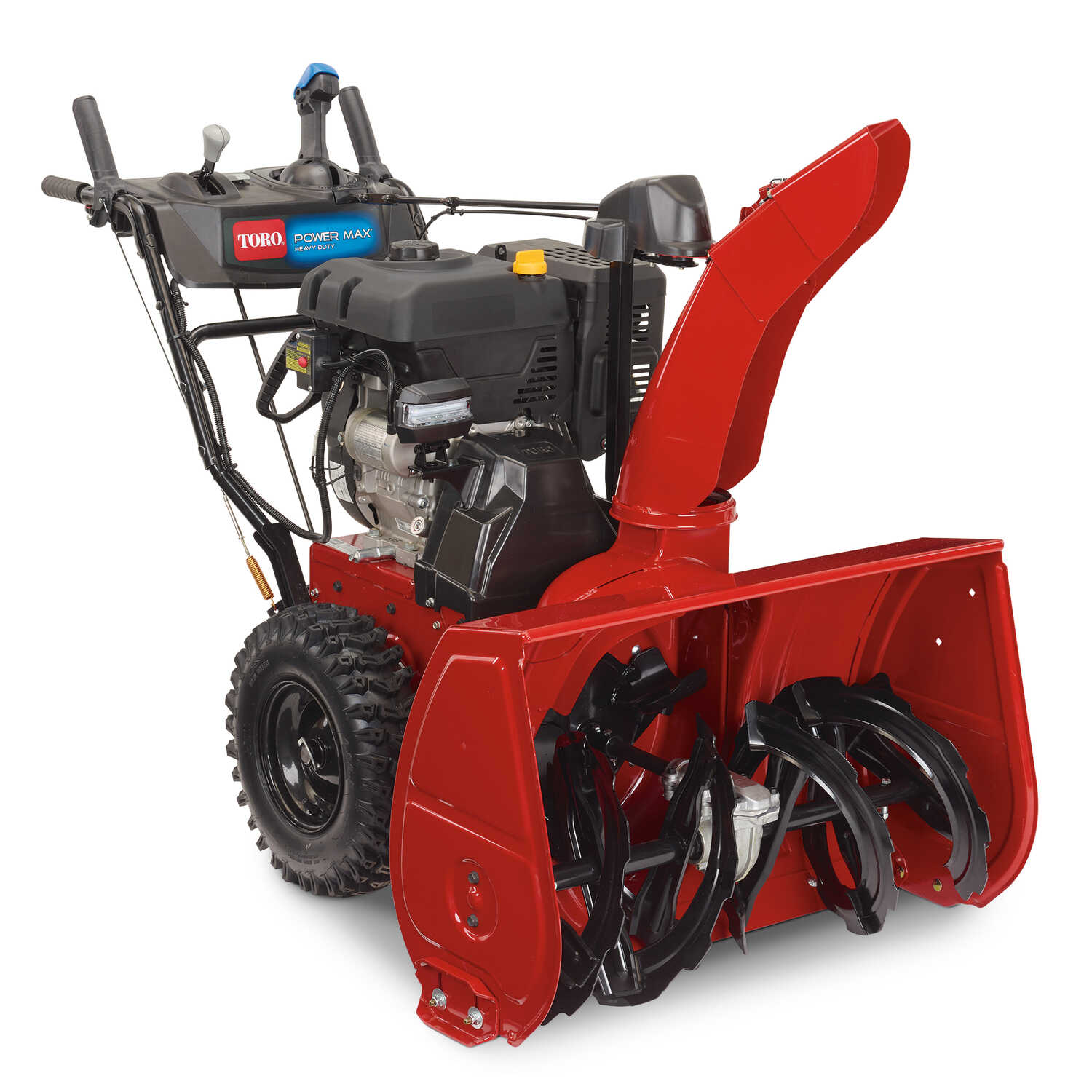 Toro  Power Max 928 OAE  28 in. W 265 cc Two-Stage  Electric Start  Gas  Snow Thrower