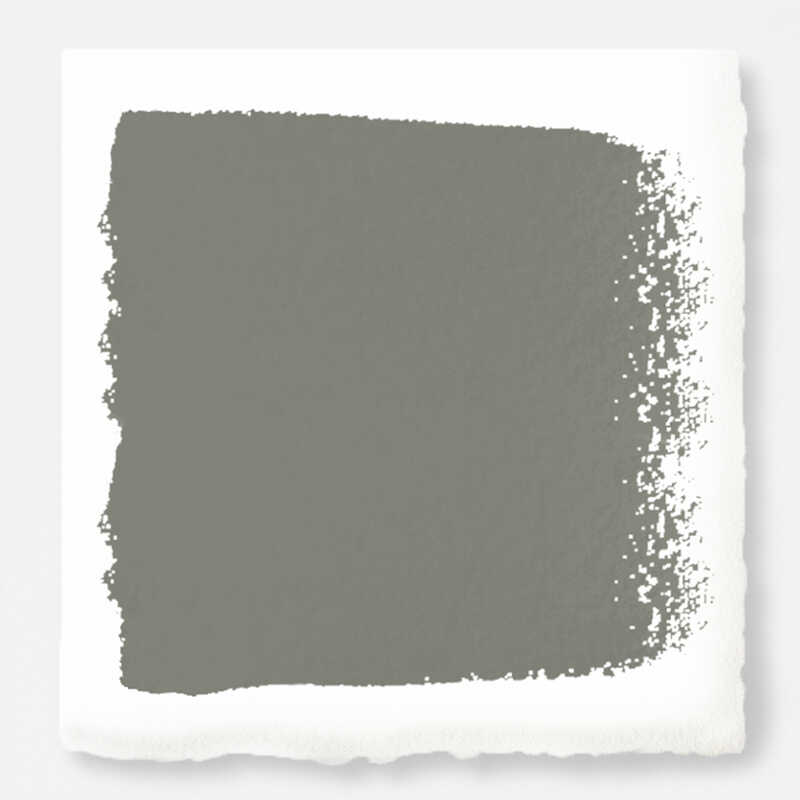Magnolia Home  by Joanna Gaines  Satin  Boutique Gray  M  Acrylic  Paint  1 gal.