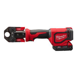 Milwaukee  M18  Press Tool Kit  Black/Red  1 pk