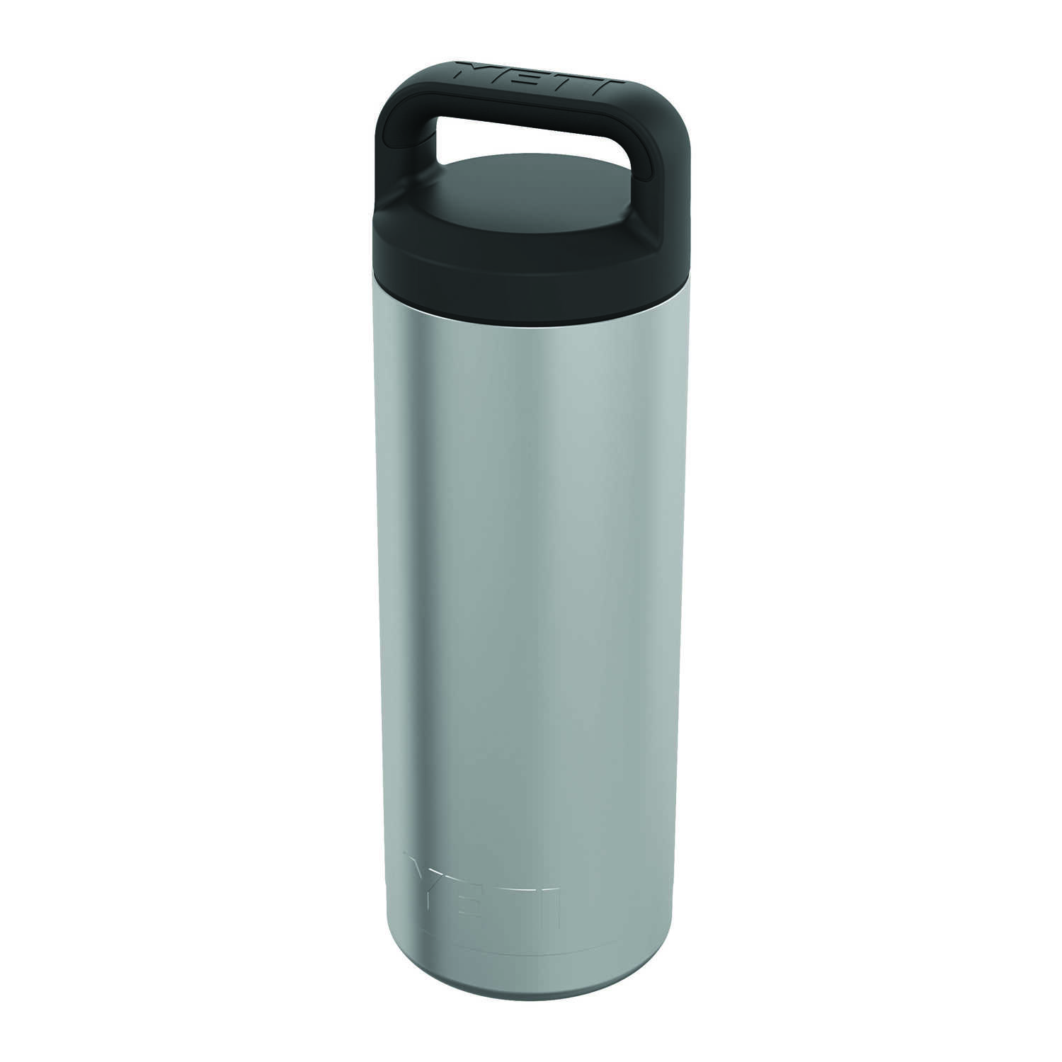 YETI  Rambler  18 oz. Insulated Bottle  Silver
