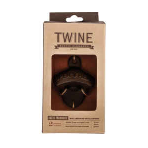 TWINE  Metal  Manual  Bottle Opener