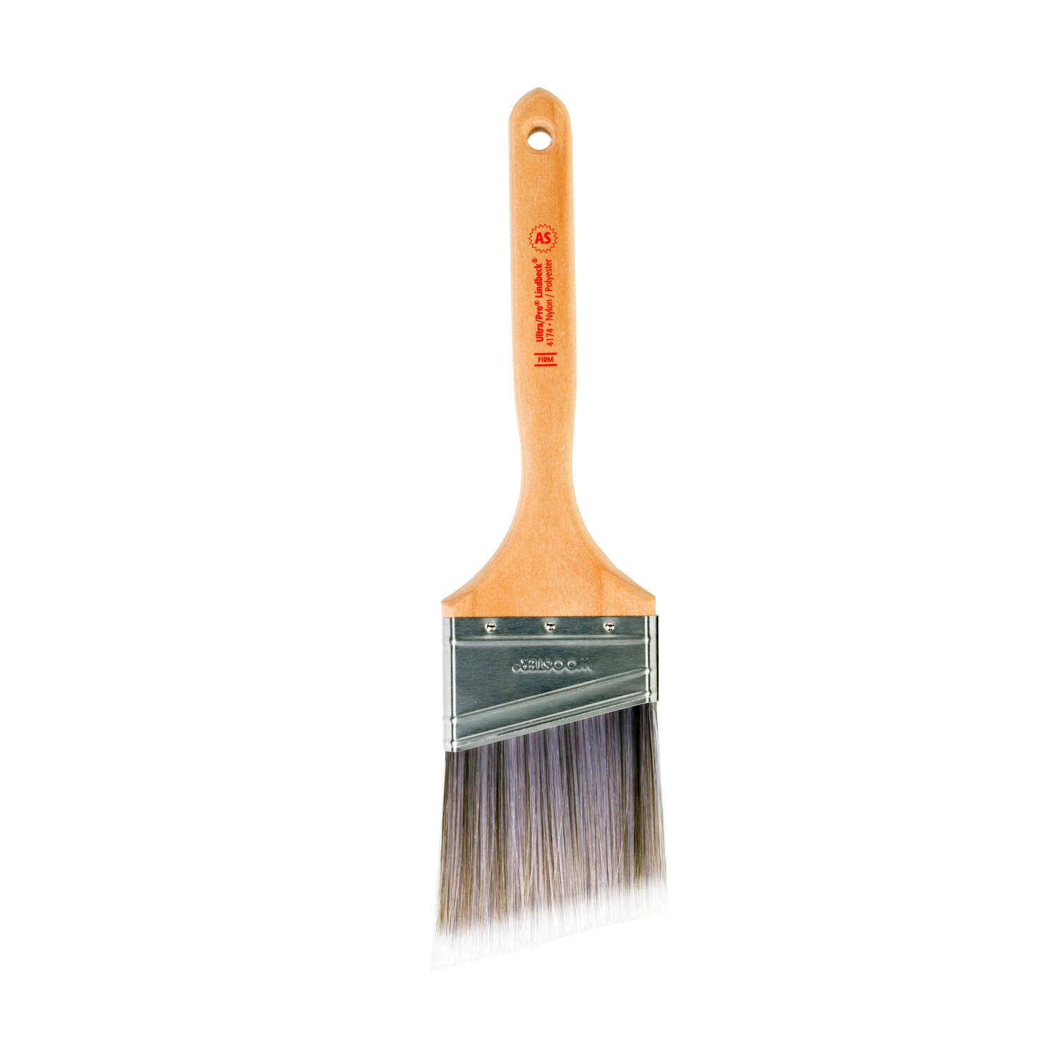 Wooster  3 in. W Angle  Nylon Polyester  Paint Brush  Ultra Pro