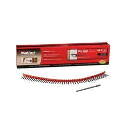 FastenMaster  PAMFast  No. 6   x 1-1/4 in. L Phillips  Collated Drywall Screws  1000 pk