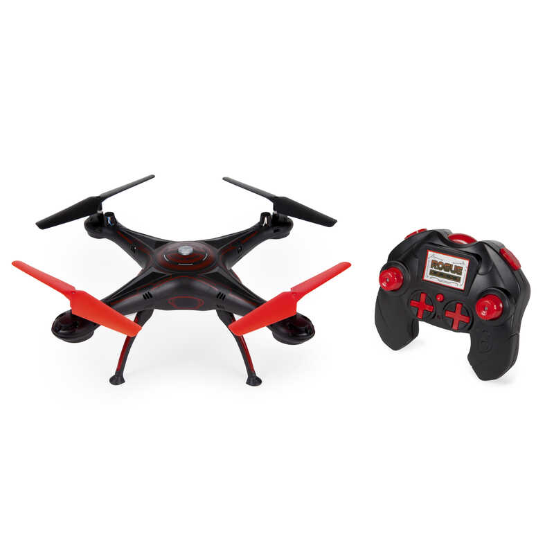 World Tech Toys  Remote Control Helicopter Drone  Plastic