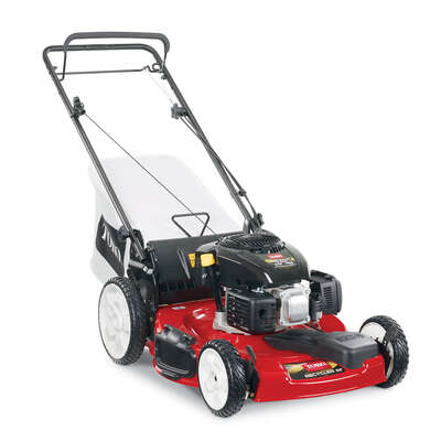 Toro  Recycler High Wheel  22 in. 149 cc Gas  Self-Propelled  Lawn Mower  Kit