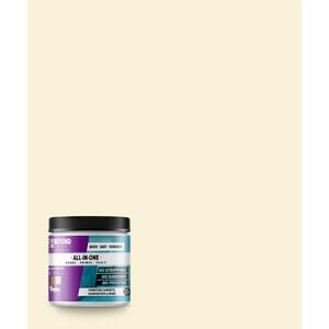 BEYOND PAINT  Matte  Bone  Acrylic  All-In-One Paint  1 pt.