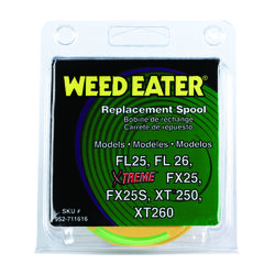 Weed Eater  Xtreme  0.080 in. Dia. Replacement Line Trimmer Spool