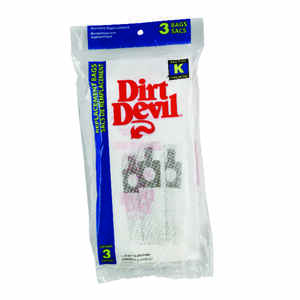 Dirt Devil  Vacuum Bag  For All Stick Vacs 3