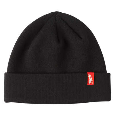 Milwaukee  Cuffed  Beanie  Black  One Size Fits Most