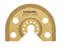 Dremel  Multi-Max  2.7 in   x 1/16 in. L Steel  Grout Removal Blade  1 pk
