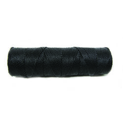 Wellington  18 in. Dia. x 249 ft. L Black  Twisted  Nylon  Trot Line
