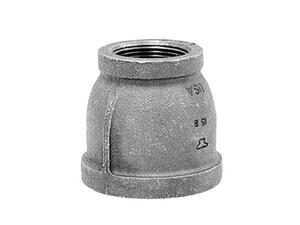 Anvil  1-1/2 in. FPT   x 1 in. Dia. FPT  Galvanized  Malleable Iron  Reducing Coupling