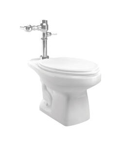 Cato  Commerical Flux  Toilet Bowl  1.3 gal. ADA Compliant