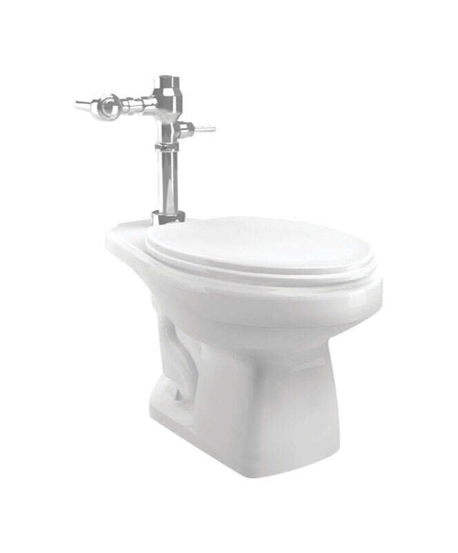 Cato  Commerical Flux  ADA Compliant 1.3 gal. Toilet Bowl