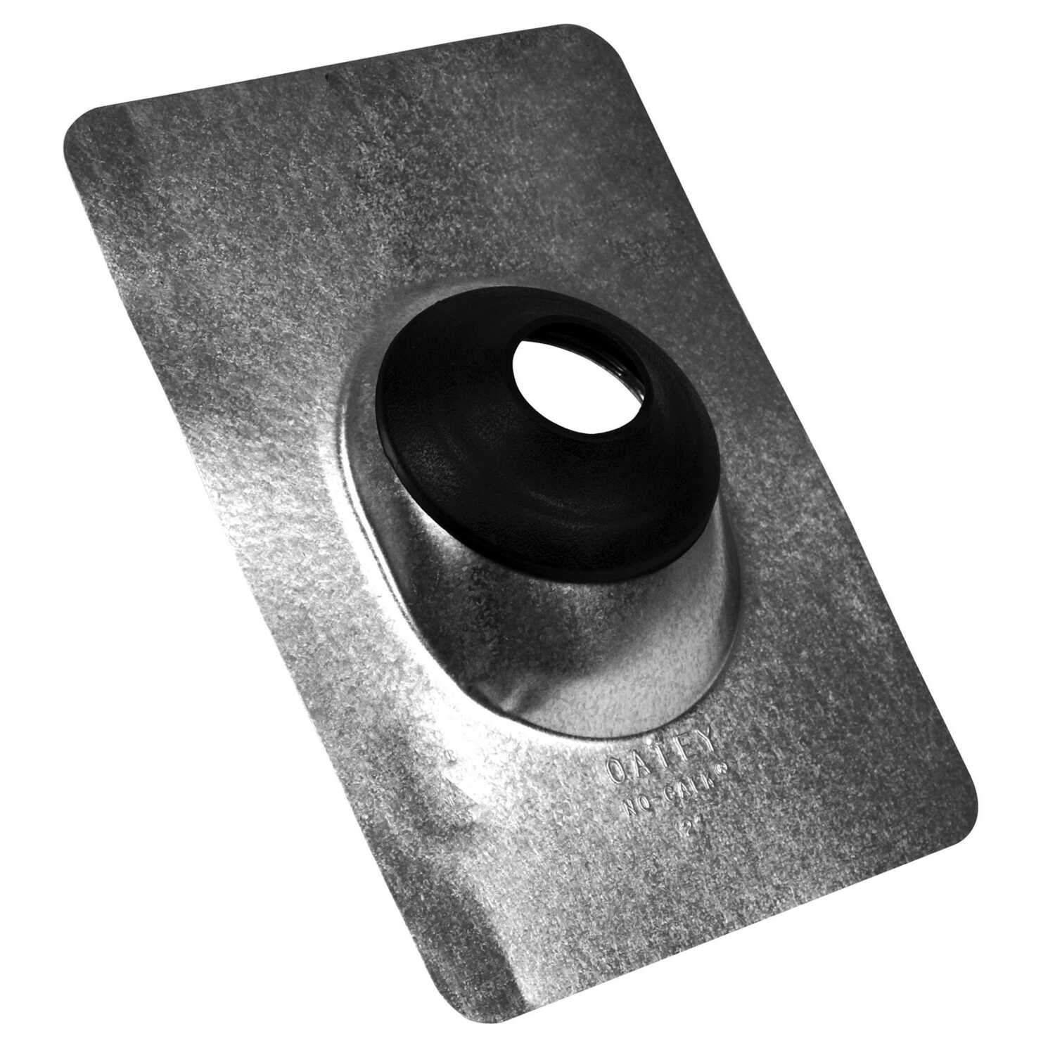 Oatey  All-Flash  3 to 4 in. H x 12 in. W x 15 in. L Silver  Galvanized Steel  Square  Roof Flashing