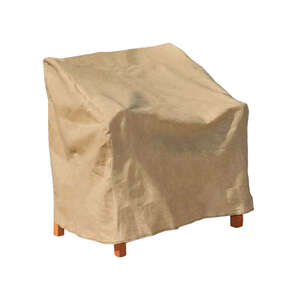 Budge  39 in. H x 37 in. W x 41 in. L Tan  Polypropylene�  Outdoor Chair Cover