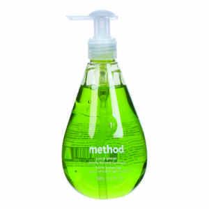 Method  Juicy Pear Scent Gel Hand Wash  12 oz.