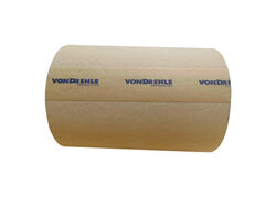 VonDrehle Preserve Hard Roll Towels 1 ply 6 count