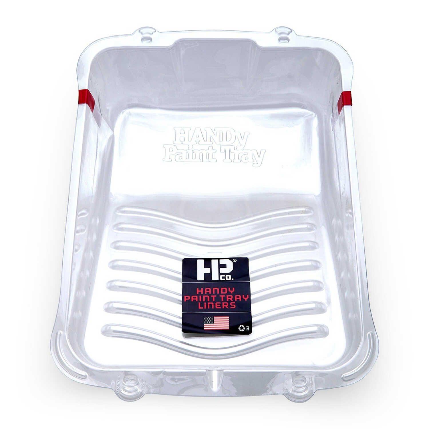 HANDy  Plastic  Disposable Paint Tray Liner  1 gal.